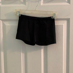 Pants - Black Natalie dancewear spandex